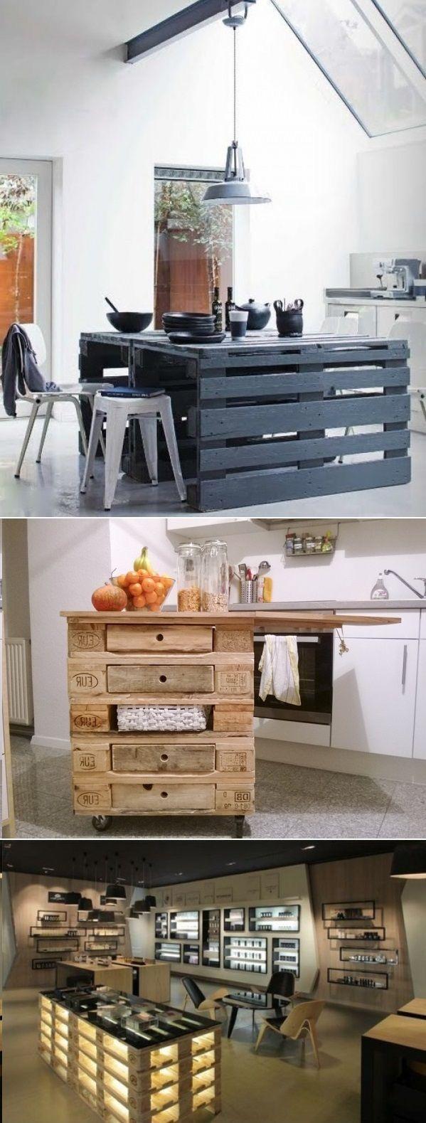 Creative Casa: Pallet Furniture Ideas