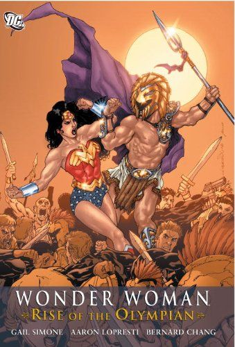 Wonder Woman: Rise of the Olympian HC @ niftywarehouse.com #NiftyWarehouse #DC #Comics #ComicBooks #WonderWoman #SuperHeroes