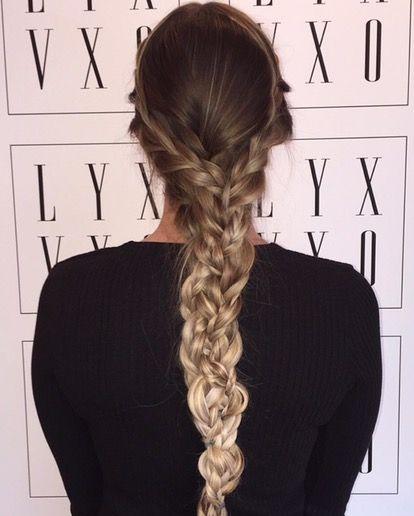 5 bästa hårstylingar för långt hår