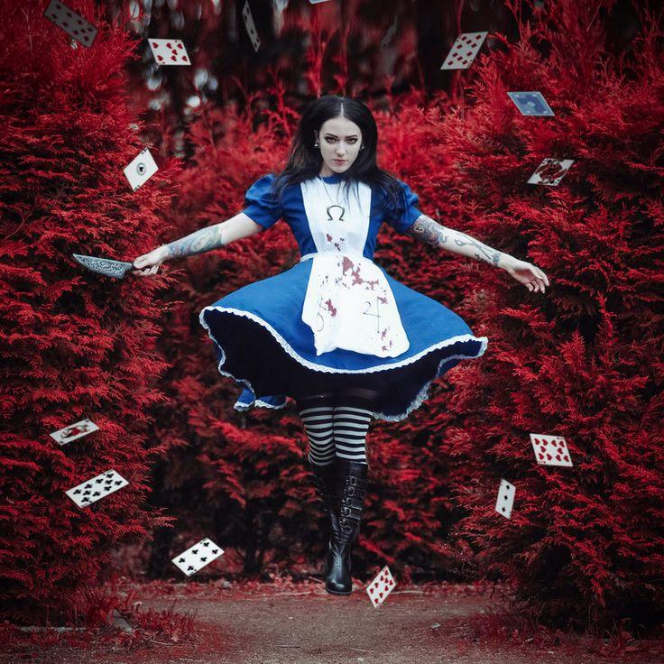Alice Madness Returns by MariannaInsomnia