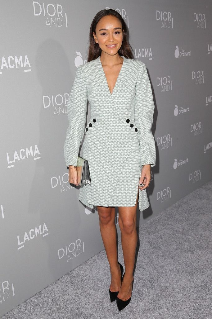 Ashley Madekwe Photos: Premiere Of The Orchard's 'DIOR & I' - Red Carpet - Celebrity Fashion Trends