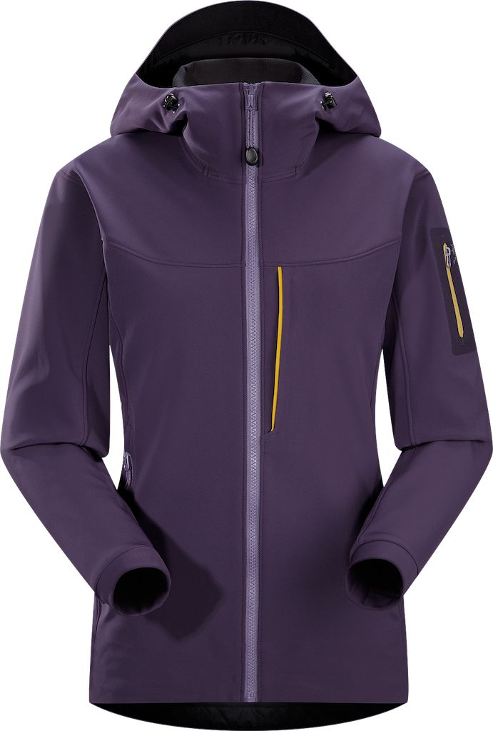 """…Arc'teryx Gamma MX Hoody is the stretchiest, most breathable, and most luxurious feeling of all the softshells we evaluated."" OutdoorGearLab.com gives the versatile Gamma MX their Editors Choice award. Thank you!  http://www.outdoorgearlab.com/Softshell-Jacket-Womens-Reviews/Arcteryx-Gamma-MX-Hoody-Womens"