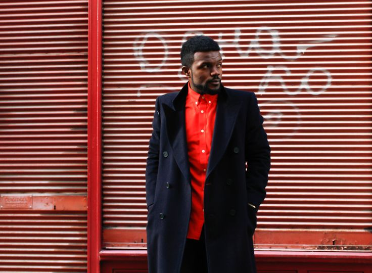 #style #fashion #trench coat #europe #prague #ghanaian #blogger #gq #vogue #h&m