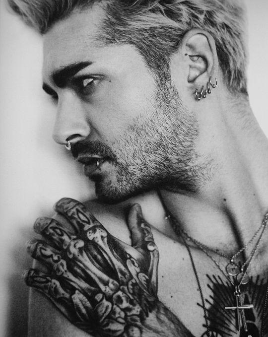 Bill Kaulitz & Tokio Hotel