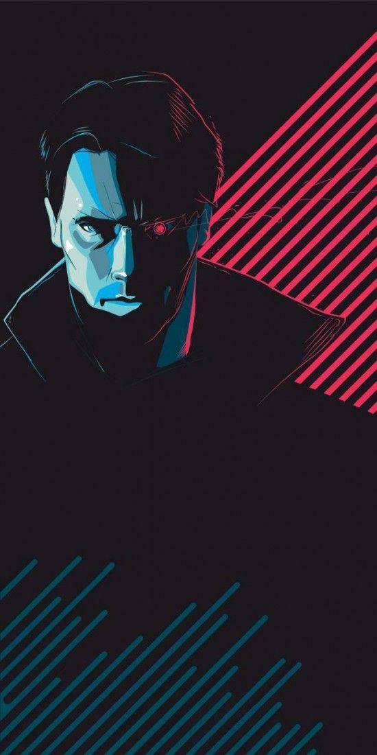 Craig Drake - Terminator #terminator #movies