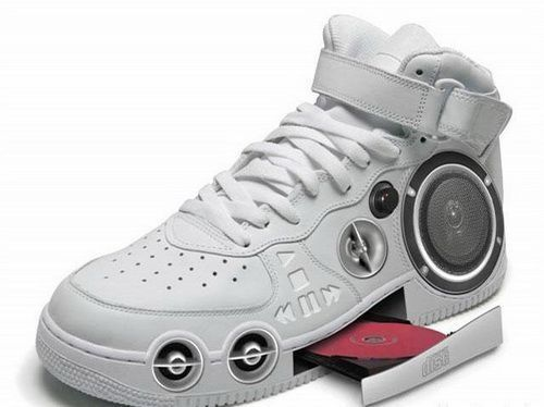 Hip hop shoe