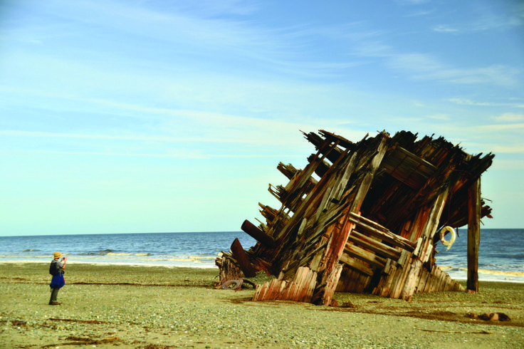 `Pesuta Shipwreck_Flavien Mabit Haida Gwaii