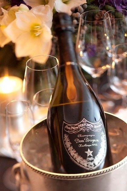 Champagne Don Perignon ♥