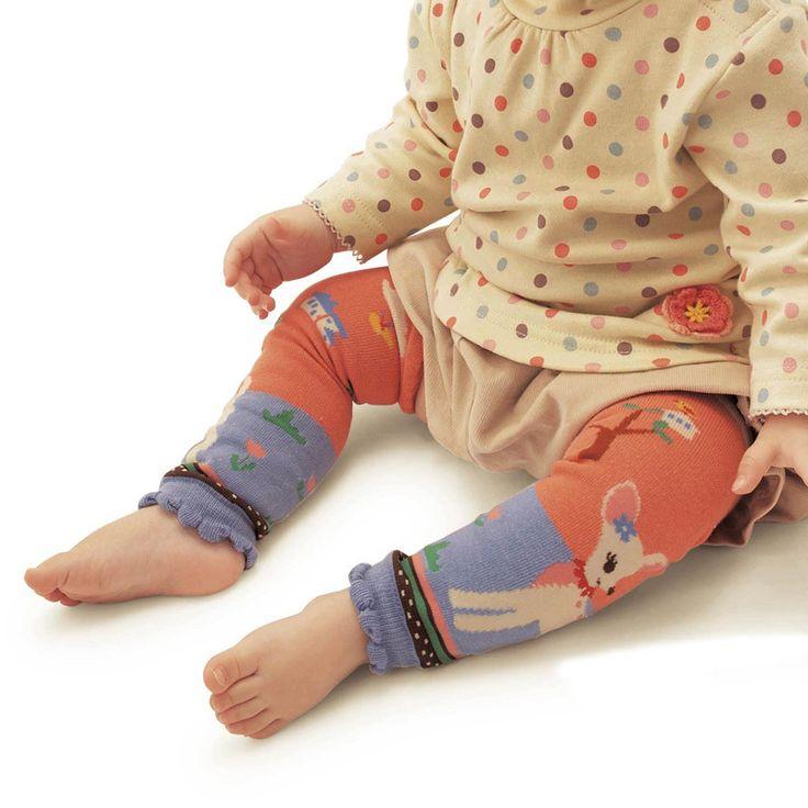 طفل تدفئة الساق القطن محبوك الاطفال سلامة الزحف الكوع وسادة منصات الركبة تدفئة الساق الرضع طفل صبي فتاة نيباد مجموعة