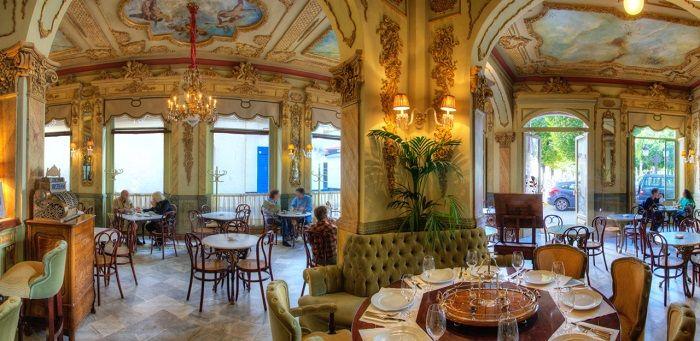 Café Royalty en Cádiz
