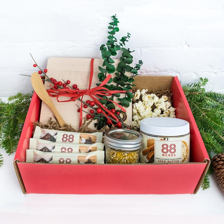 Snacktime Box