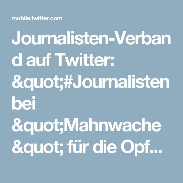 """Journalisten-Verband auf Twitter: """"#Journalisten bei """"Mahnwache"""" für die Opfer vom #Breitscheidplatz von rechten Gruppen beschimpft u. bedroht: https://t.co/YfRbiZQFMH #DD2012"""""""