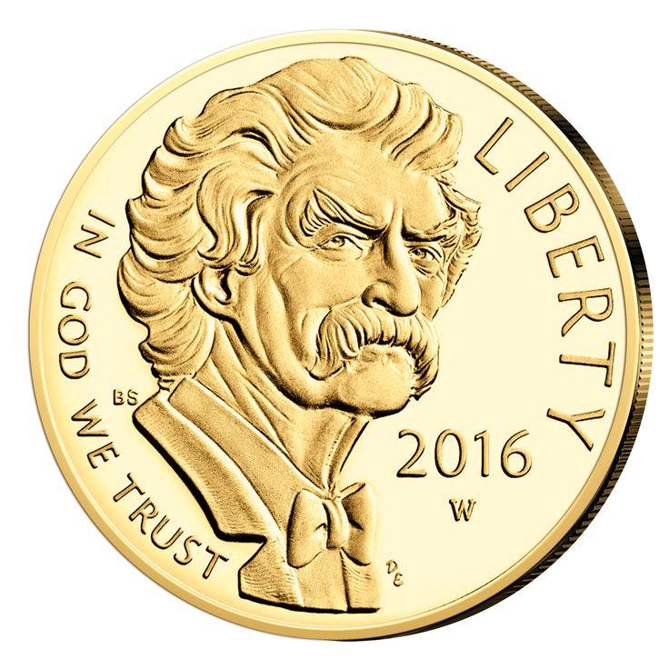 USA 5 Dollars 2016, 900er Gold, 8,359g, 21,59mm, im Etui mit Echtheitszertifikat, PP (Polierte Platte)