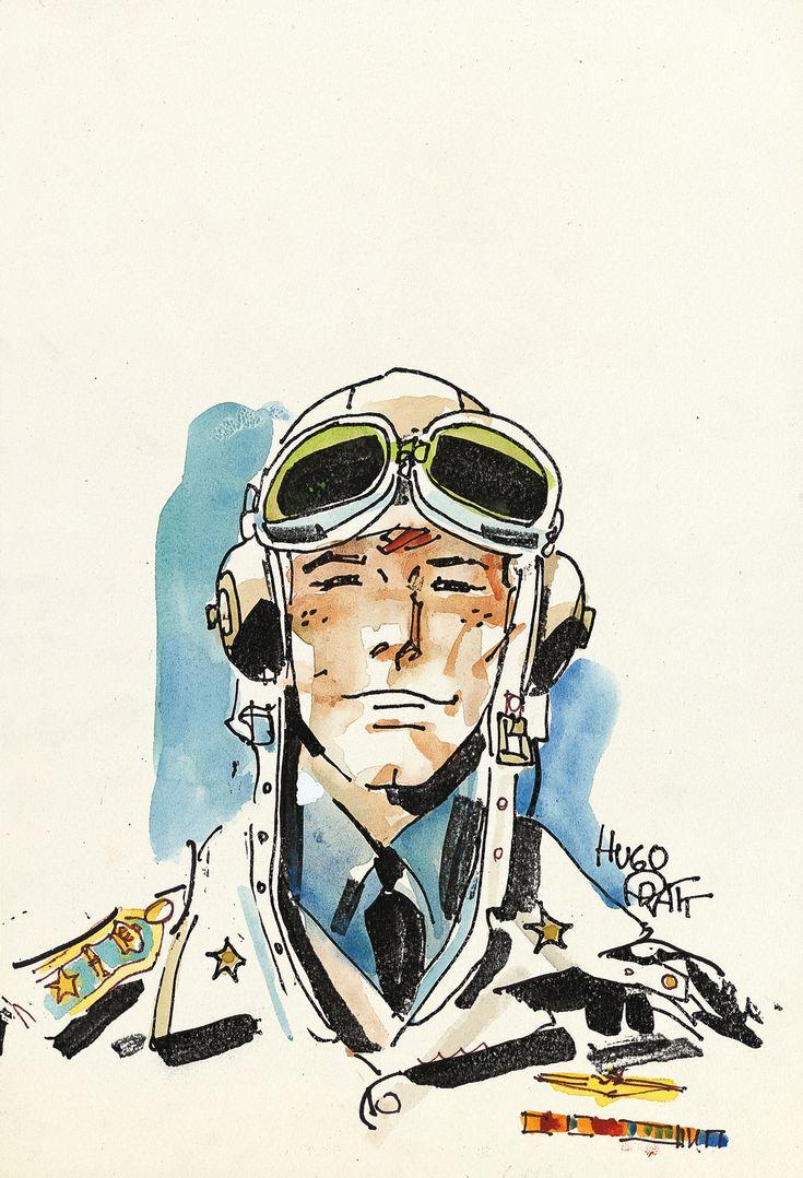 Hugo Pratt - In un cielo lontano