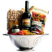 "gift ""basket"" for the foodie ~ mother's day, birthday, housewarming, father's day, christmas, yada, yada"