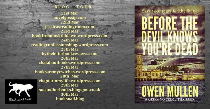 Goodreads|Amazon US|Amazon UK Release date: March 21, 2017 Publisher: Bloodhound Books Genre: Crime Fiction Blurb: Gavin Law was a whistleblower. Now he's missing. Just another ca…