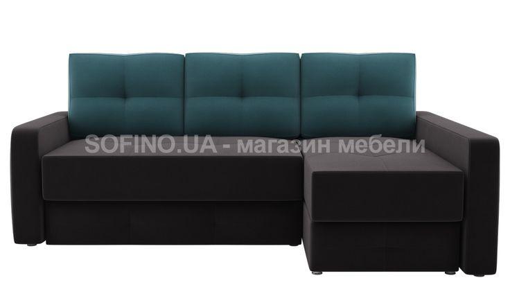 Угловой диван Еврокнижка подойдет не только для отдыха, но и для сна. Ортопедические пружины и  упругий гипоаллергенный наполнитель позаботятся о Вашей здоровой осанке.  Обратите внимание на идеальные геометрические пропорции дивана - он удачно дополнит собой любой интерьер.