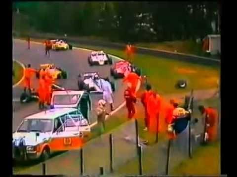 Formel1 R.I.P. Gilles Villeneuve (Zolder 1982)