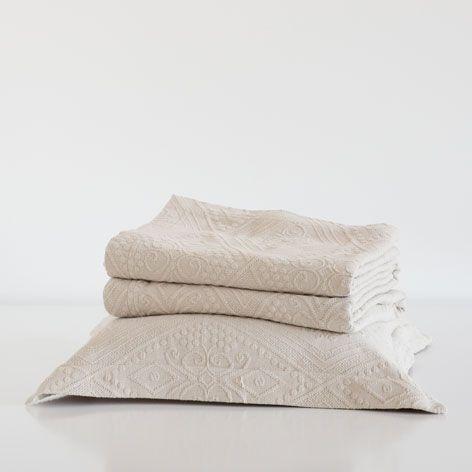 KATOENEN SPREI EN KUSSENHOES MET GEOMETRISCHE PRINT - Dekens - Bed | Zara Home Netherlands