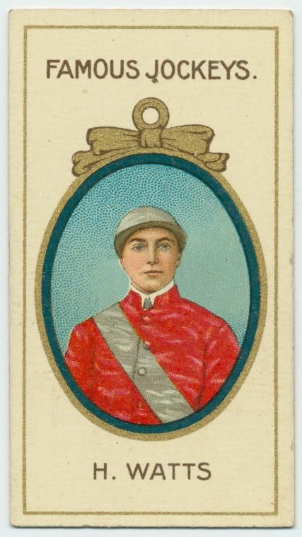 H. Watts. From New York Public Library Digital Collections.