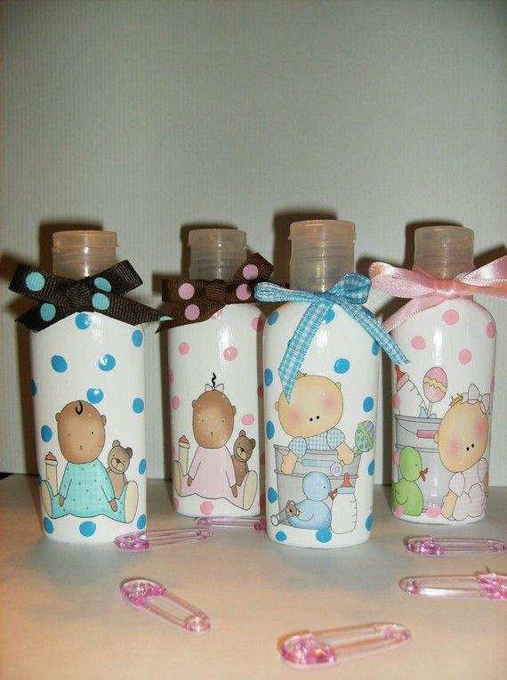 Theses cute 2 oz Baby Sanitizers are such a nice way to say Thanks You to Your Guest for coming to your Shower! They are cute for the table decorations , to carry in your purse or use as a hang tag for your Special Little Ones Gift! If you need a theme let me know, I do custom decals so I can match what ever theme your Shower Event is! This listing is $2.00 per bottle, but if you are needing a group rate please email me for rates.