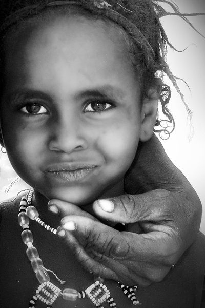 Ethiopian Child - photo by Eric Lafforgue -  http://www.ericlafforgue.com/ethiopia.htm