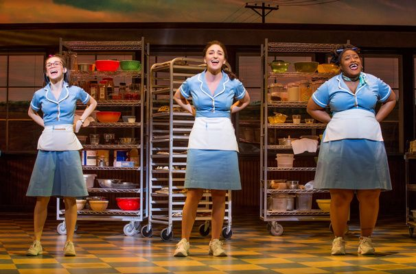 Show Photos: Waitress in 2019 | broadway hits | Waitress musical
