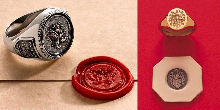 Перстень печатка, окончание: zi_nina