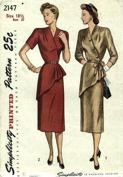 '40s Dress