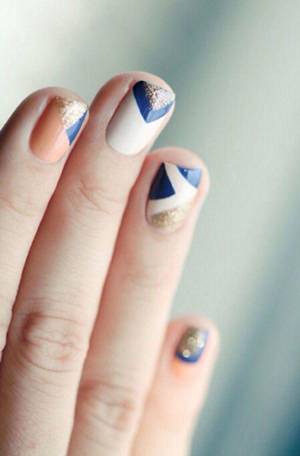 #manimonday: Πώς θα στολίσεις τα νύχια σου με ζιγκ ζαγκ σχέδια (video)