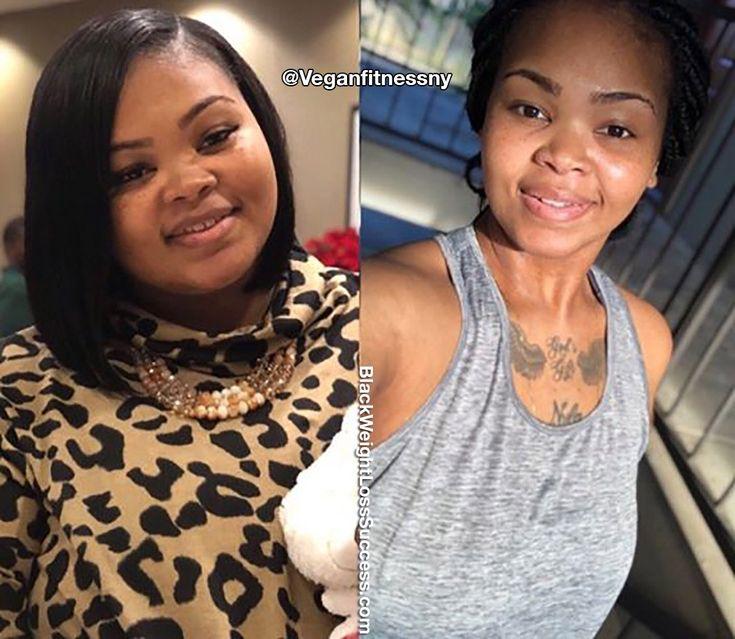 Shanyla lost 93 pounds