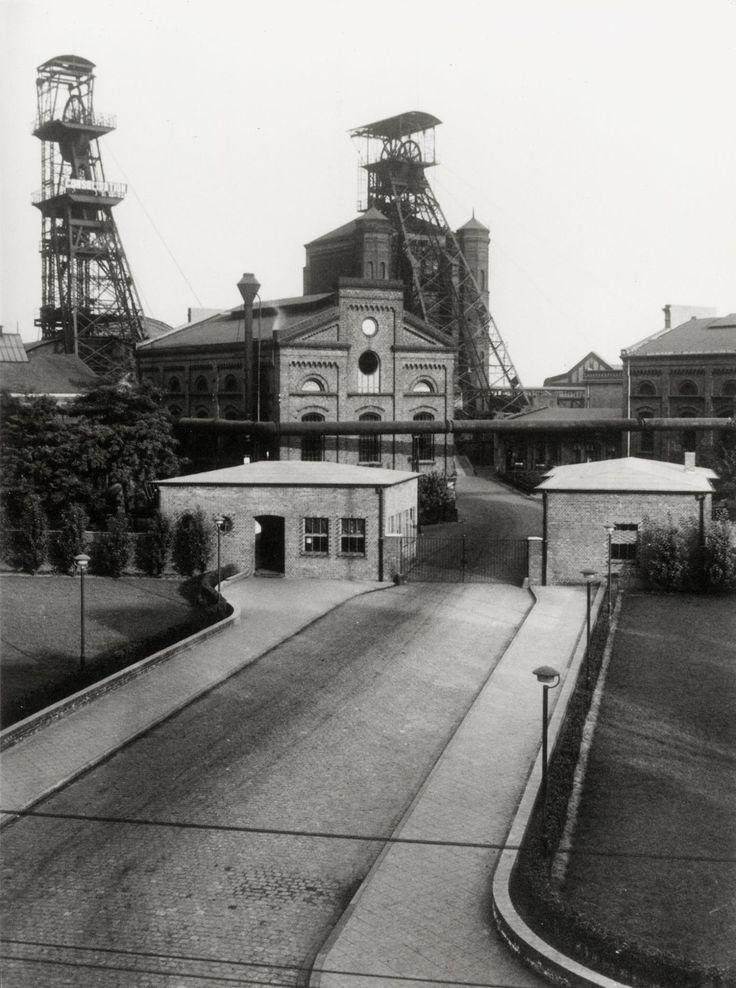 Zeche Consolidation Gelsenkirchen | My home, historical ...