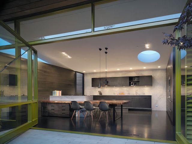 Casa & Detalles.: Residencia Deam