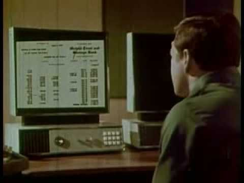 #tech The Internet in 1969 - A pre-conceived version of the internet.