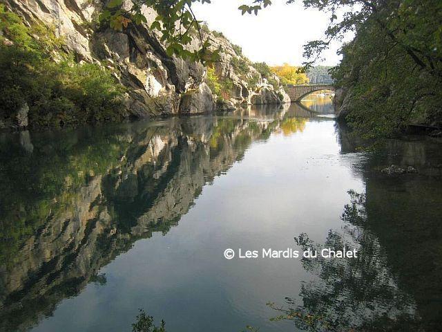 Les basses gorges du Verdon, Quinson, trace GPS Quinson