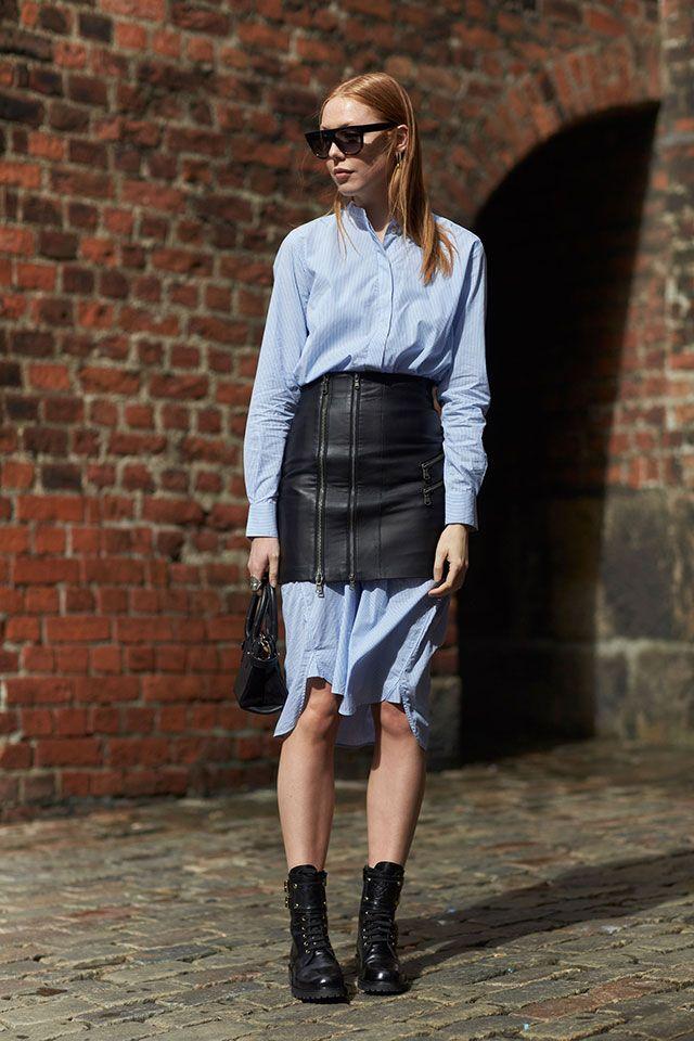 ☆Вчера в Копенгагене стартовала местная неделя моды, которая в прошлом году отмечала 10-летний юбилей. Несмотря на то, что так называемая неделя длится всего три дня, датчане и приехавшие со всего мира журналисты и байеры относятся здесь к моде
