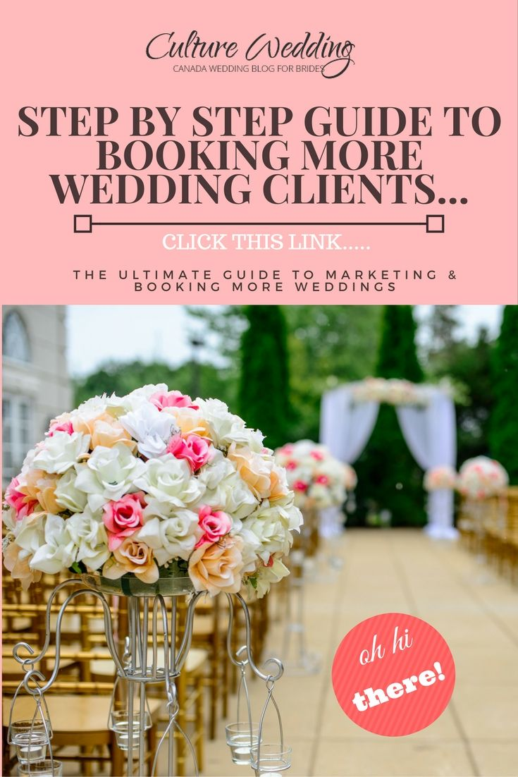 The Ultimate Guide To Marketing And Attracting More Brides Weddings