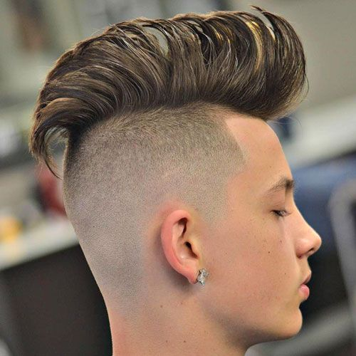 113 best images about Undercut Hairstyles For Men on ... Undercut Mohawk
