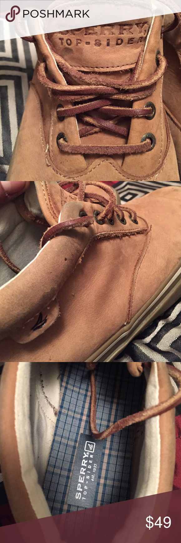 Sperry Top Sider shoes SPERRY Top-sider men's chukka boot. Size: 9 Sperry Top-Sider Shoes Chukka Boots