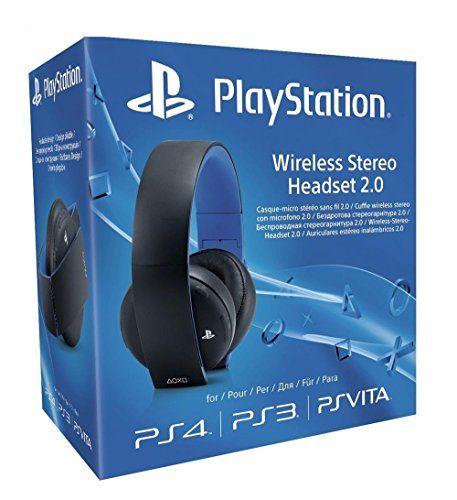 Sale Preis: PlayStation 4 Wireless Stereo Headset 2.0, schwarz. Gutscheine & Coole Geschenke für Frauen, Männer und Freunde. Kaufen bei http://coolegeschenkideen.de/playstation-4-wireless-stereo-headset-2-0-schwarz