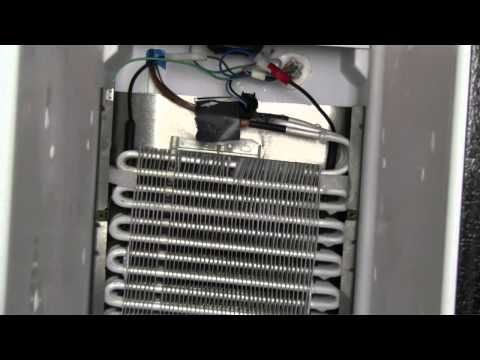 Refrigerator Repair (Not Cooling, Defrost System) - http://www.thehowto.info/refrigerator-repair-not-cooling-defrost-system/
