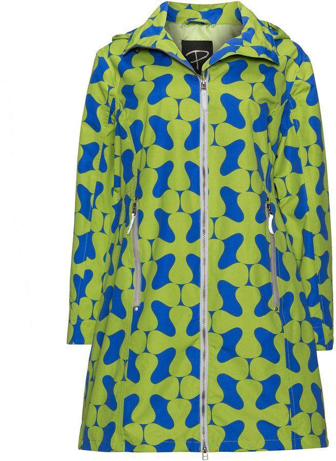 Pin for Later: Don't Let the Rain Dampen Your Festival Fashion Plus by Etage Plus Size Detachable Hood Raincoat Plus by Etage Plus Size Detachable Hood Raincoat (£136)