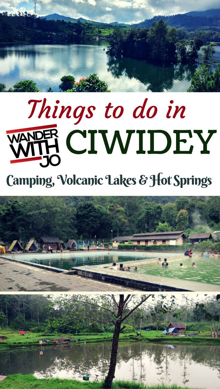 Pretty town of Ciwidey lies 1.5 hours from Bandung in West Java, Indonesia. Discover what this wonderful place has to offer for tourists, locals and expats.  ---- ciwidey bandung | ciwidey | ciwidey valley
