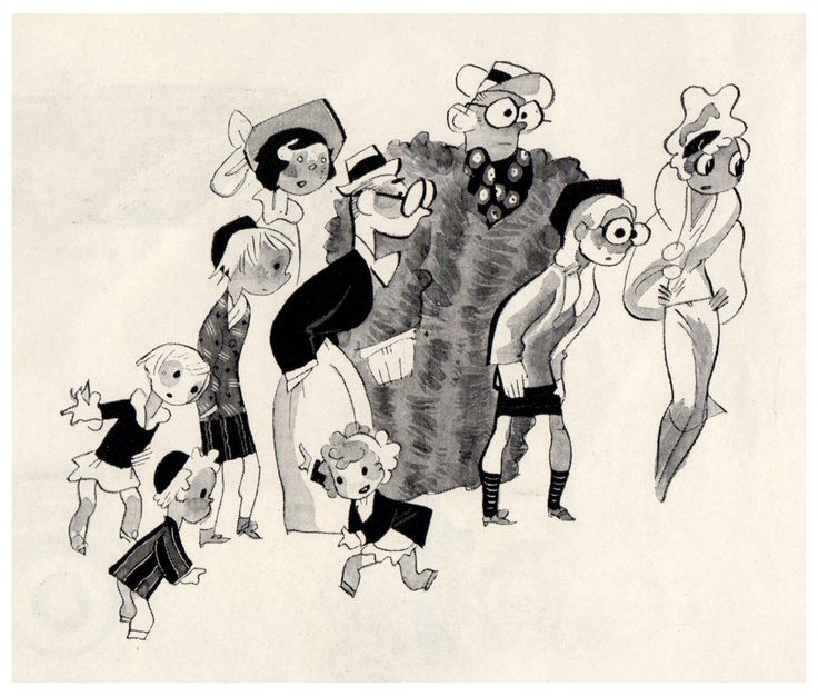 Roy Nelson, Esquire Magazine (1935).