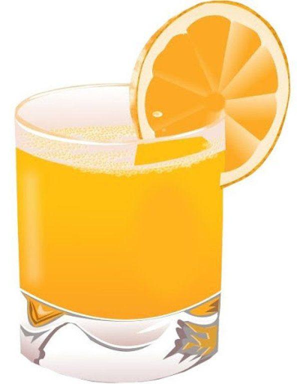 orange juice clipart free - photo #28