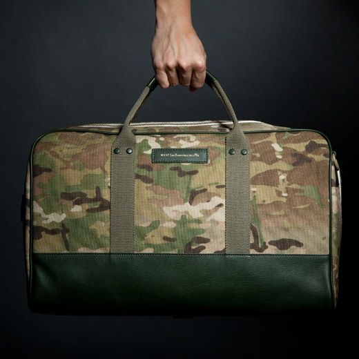 Travel essentials designed by Nick Wooster and WANT Les Essentiels de la Vie. http://strt.ch/essentialswoosterxwant