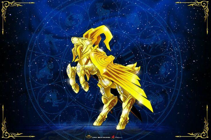 Capricornio Kamui Divina Saint Seiya Soul of Gold