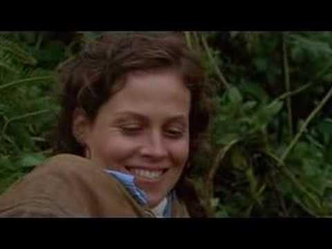 GORILLAS IN THE MIST (1988) Starring Sigourney Weaver