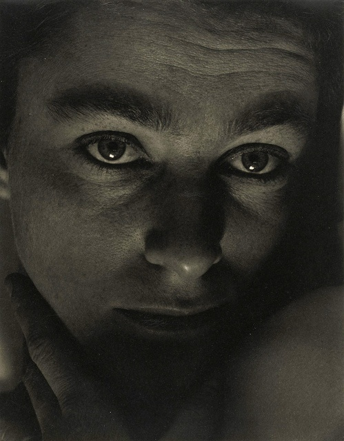 Rebecca Strand, by Paul Strand. Not only was Strand a photographic pioneer he also saw the connection between the still and moving image over his long career.