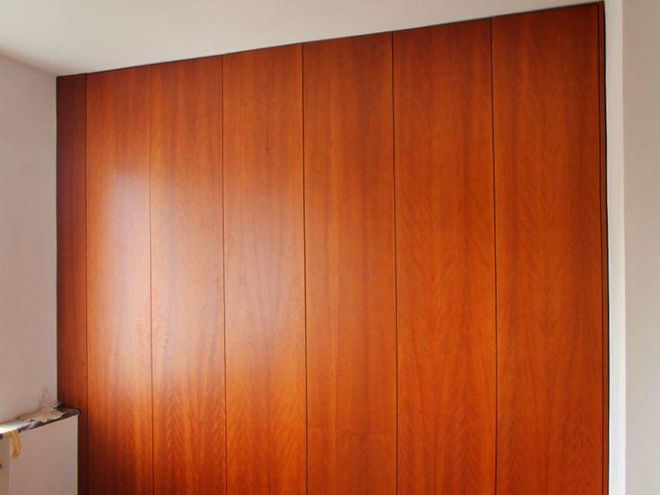 zabudowa fornir lakierowany merbał wardrobe lacquered veneer #zabudowa #wardrobe #szafa #fornir #lakierowany #wood #meble #furniture #dom #home #mieszkanie #instaphoto #merbał #decor #warszawa #warsaw #poland #polska
